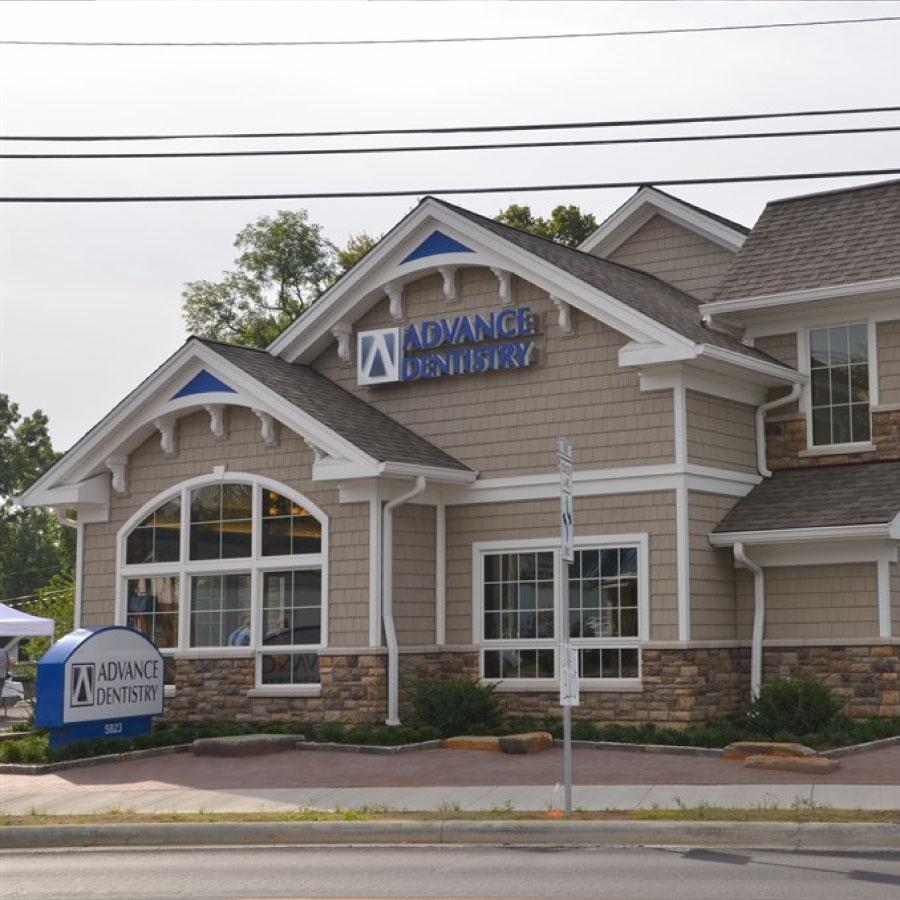 Cincinnati dentist office