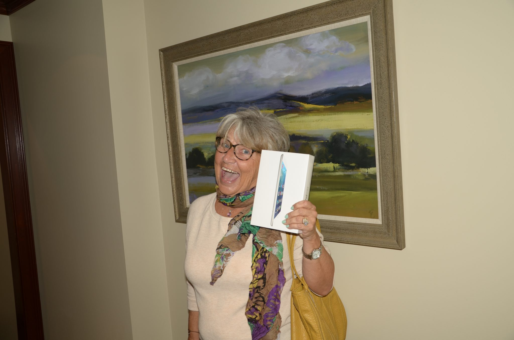 Our First Quarter Ipad Winner Advance Dentistry