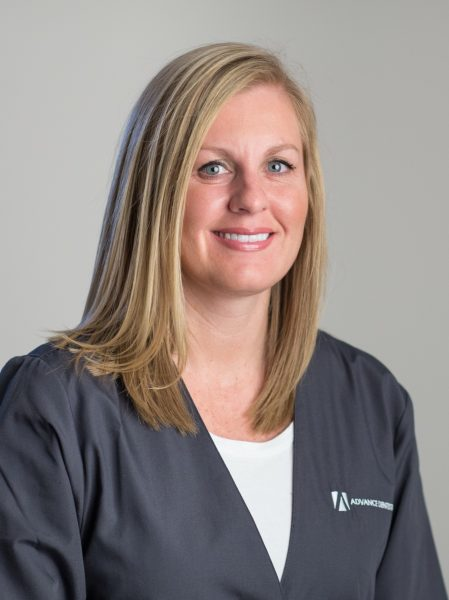 Advance Dentistry Treatment Coordinator Anderson Township Office Bobbi Barber