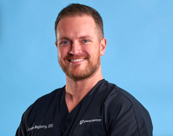 Advance Dentistry doctor photo - Dr. Mayberry